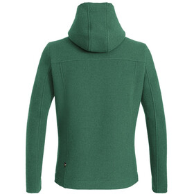 SALEWA Sarner 2 Layer Wool Full-Zip Hoodie Herren myrtle
